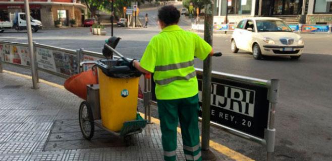 En Eivissa solo se recogerá la basura 3 veces por semana