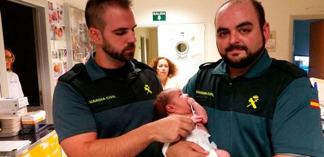 Hallado un recién nacido con vida en la basura