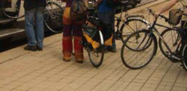SFM permite subir bicis durante agosto