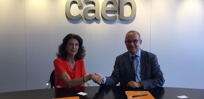 CAEB y Caja de Ingenieros facilitarán financiación