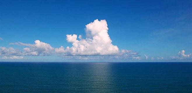El mar ha subido 6 metros con un calentamiento de 2ºC