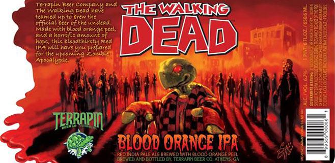 The Walking Dead ya tiene su propia cerveza