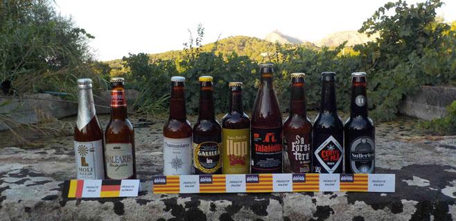 Denuncia a 2 marcas de cerveza por hacerse pasar por mallorquinas