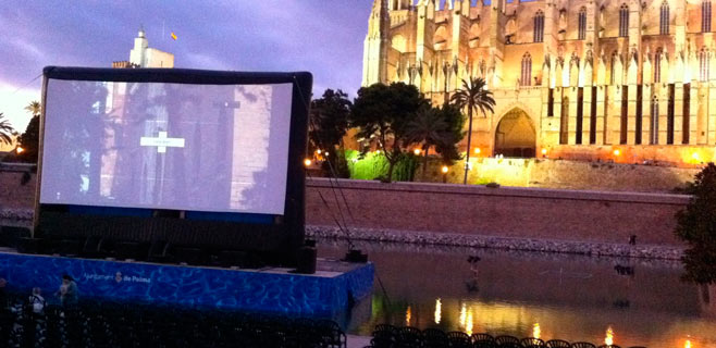 El 'Cinema a la fresca' arrancará el sábado