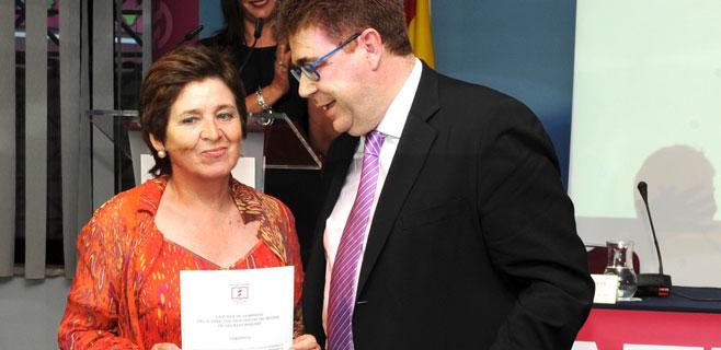 El Col·legi de Metges reconoce a Voluntaris de Mallorca