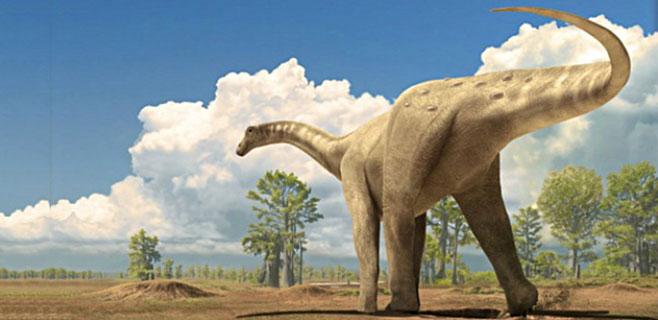 Hallados los restos de un nuevo dinosaurio en Argentina