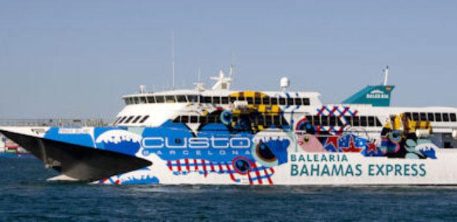 Baleària ya puede operar con Cuba