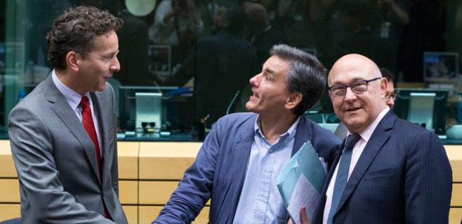 Grecia se presenta en el Eurogrupo sin una nueva propuesta