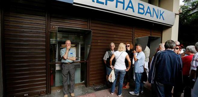 El 54% de los griegos votará