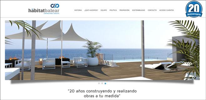 Hábitat Balear celebra su 20 aniversario sorteando 2.000€