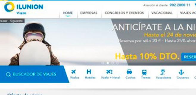 Grupo Barceló compra ILUNION Viajes