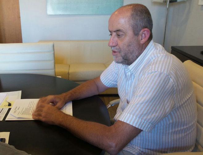 Joan Francesc Canyelles: