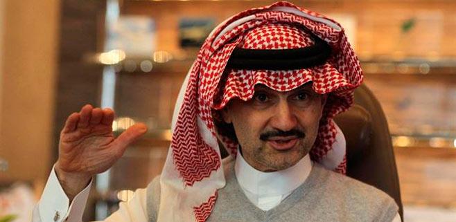 Un príncipe saudí donará su fortuna a obras de caridad