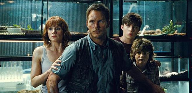 Jurassic World 2 llegará a los cines en 2018