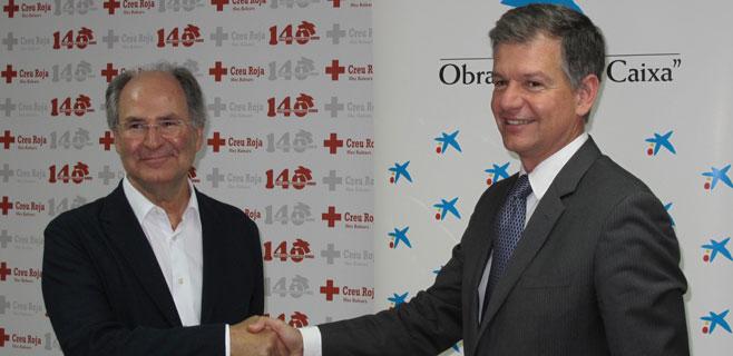 La Caixa y Creu Roja renuevan el proyecto