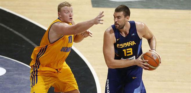 Marc Gasol renuncia al Eurobasket