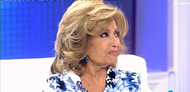 Maria Teresa Campos debe 800.000€ a Hacienda