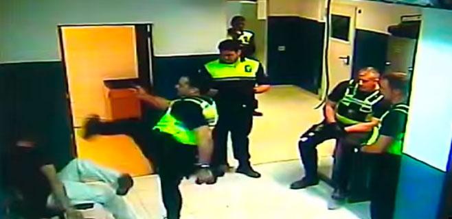 Año y medio de cárcel para el policía de Palma que agredió a un detenido