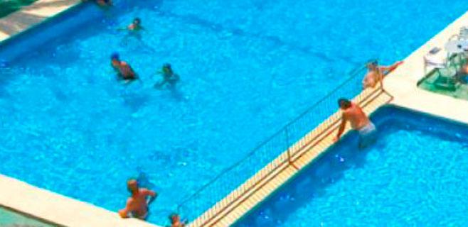 Ingresada por ahogamiento una niña en Formentera