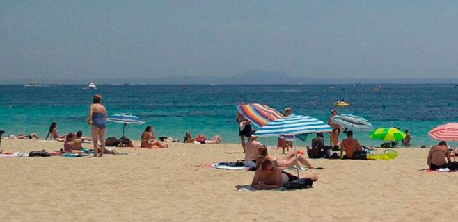 Detenidas cuatro personas por varios robos en distintas playas de Palma