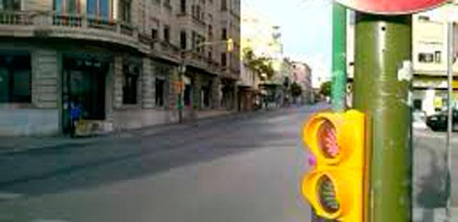 Atropellada y grave una mujer de 75 años en la Plaza Progreso de Palma