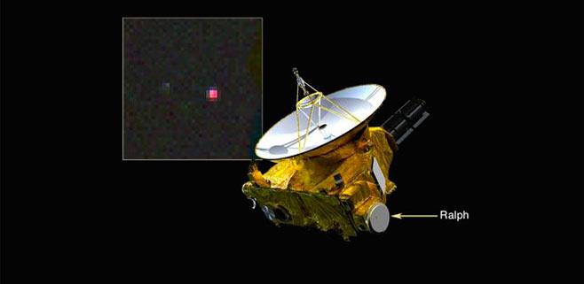New Horizons confirma que hay metano congelado en Plutón