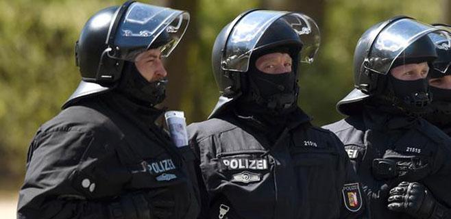 Detenido por matar a tiros a 2 personas en Alemania