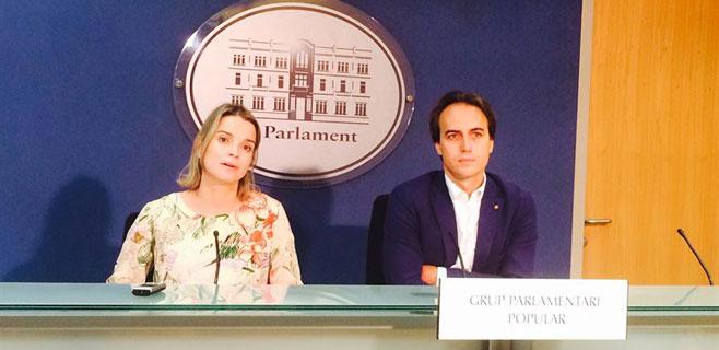 El PP alerta del daño al turismo de los mensajes contradictorios del Govern