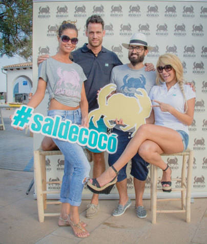 100% mediterráneo en la Pop-Up Store de Rock Beach
