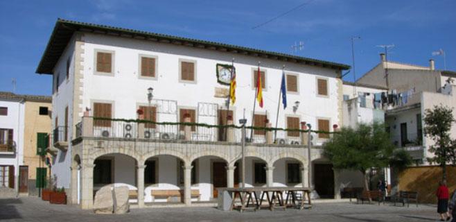 Aduanas registra el consistorio de Sant Llorenç por una posible trama corrupta