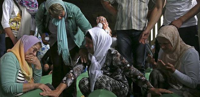 20 años de la matanza de Srebrenica