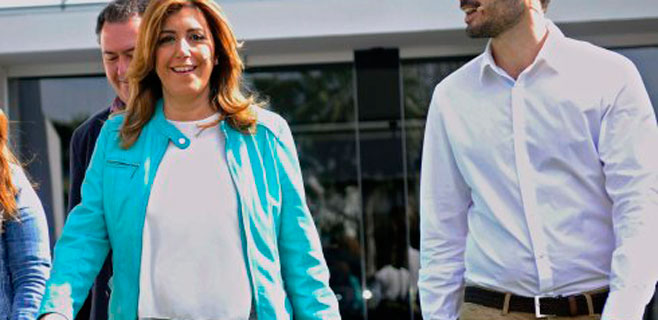Susana Díaz da a luz a su primer hijo
