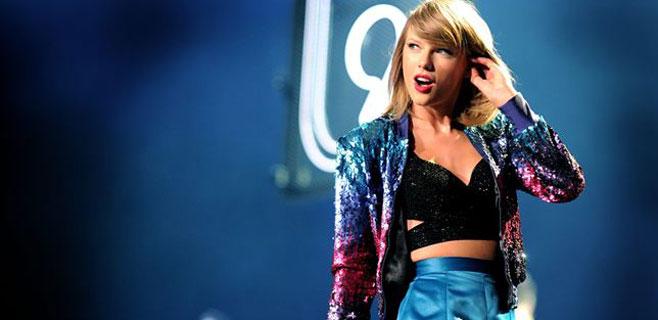 Taylor Swift copa los MTV Video Music Awards