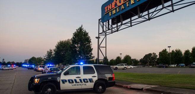 Tres muertos en un tiroteo en un cine de Luisiana