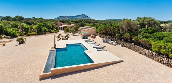 El alquiler de casas de lujo en Mallorca se dispara un 10% respecto a 2014