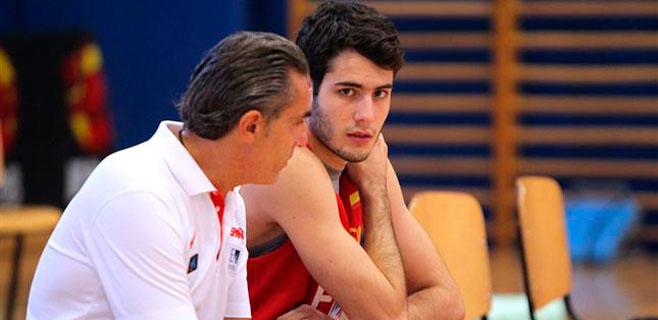Àlex Abrines no estará en el Eurobasket