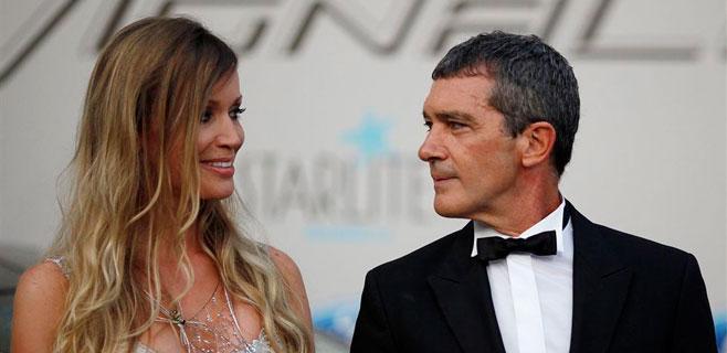 Antonio Banderas cumple 55 junto a su novia en Marbella