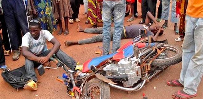 Militares de Balears auxilian a tres heridos en la República Centroafricana