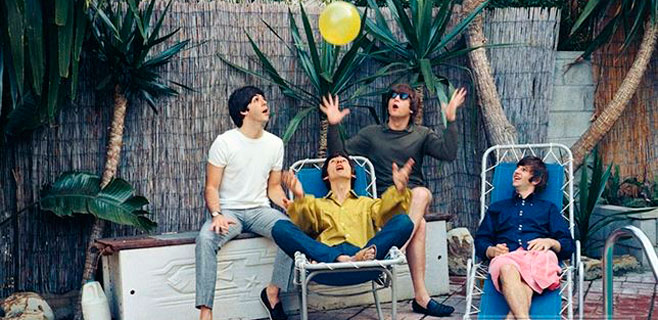 135.000€ por el primer contrato de los Beatles