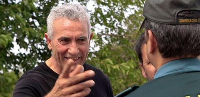 Detenido Diego Cañamero por ocupar una finca