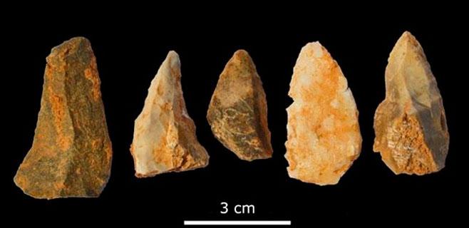 Hallada en Barcelona una base de cacería neandertal