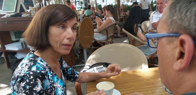 Pilar Carbonell: