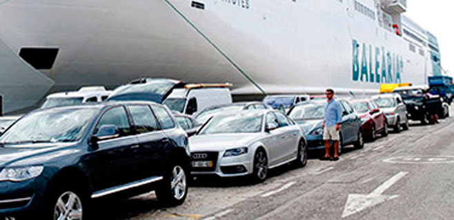 Eivissa estudia cobrar una tasa al acceso de coches