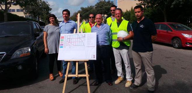 Cort invertirá 2,8 millones en mejorar el alumbrado público de Son Castelló