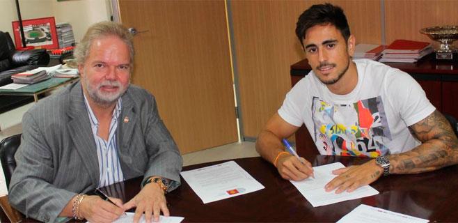 David Costas llega cedido al Mallorca