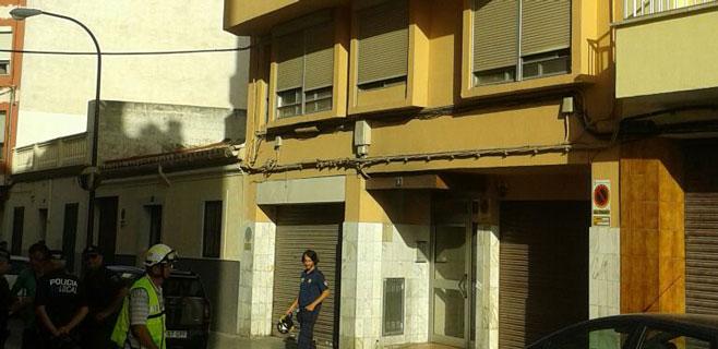 Cort asegura la asistencia a los 31 desalojados del edificio de Pere Garau