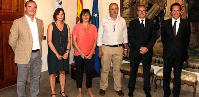 Frente común de Govern y Consells para ir a Madrid a por mejor financiación