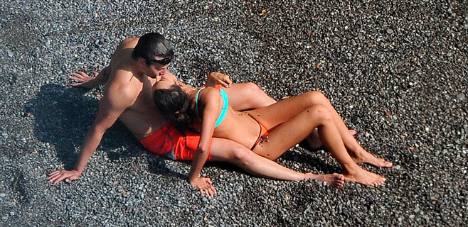 Irina Shayk y Bradley Cooper muestran sus momentos más sexys