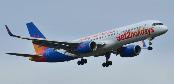 Jet2holidays y NT incoming prevén traer 600.000 británicos a Mallorca en 2016