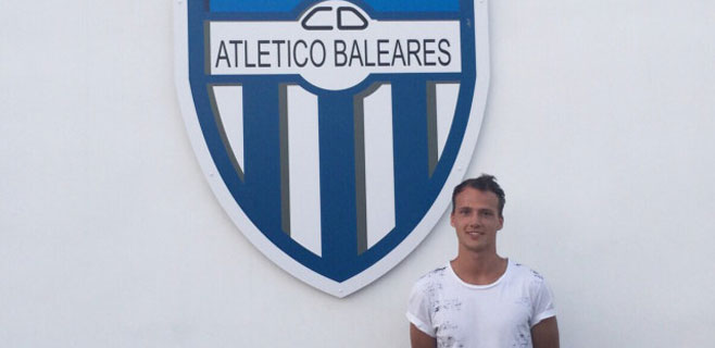 El Atlètic Balears ficha al ariete Kristian Lindberg